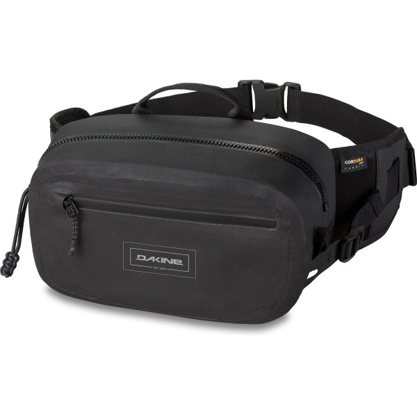 Dakine Cyclone Hip Pack wasserdichte Surf Hüfttasche Cyclone Black