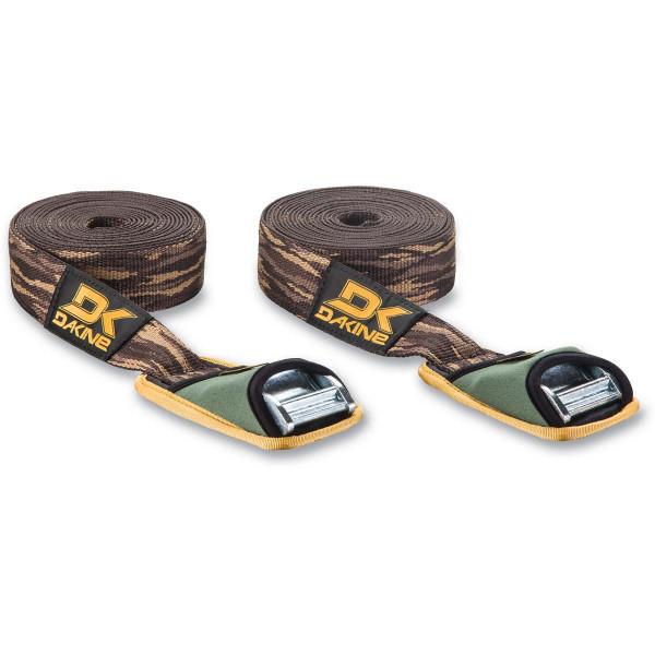 Dakine Baja Tie Down Straps (2) 3.66 m Spanngurte Camo