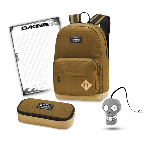 Dakine 365 Pack 30L + School Case XL + Harry Block Schulset Tamarindo
