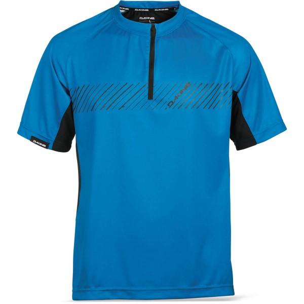 Dakine Range Herren Bike Jersey Shortsleeve Blue