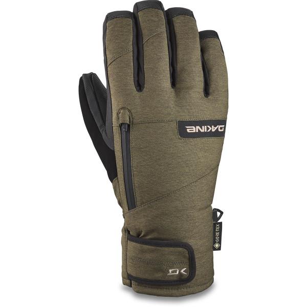 Dakine Titan Gore-Tex Short Glove Ski- / Snowboard Handschuhe Dark Olive