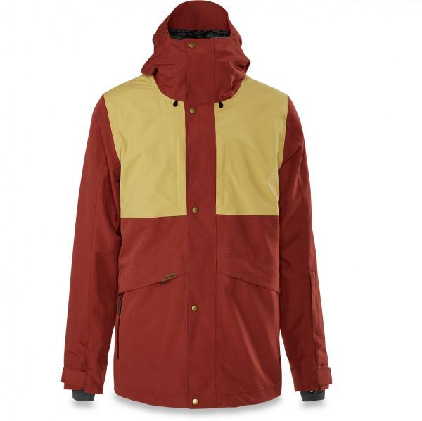 Dakine Wyeast Jacket Herren Ski- / Snowboard Jacke Russet / Fennel