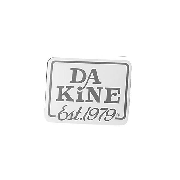 Dakine EST. 1979 Small Aufkleber Black (5 x 4 cm)