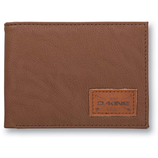 Dakine Riggs Wallet Geldbeutel Brown