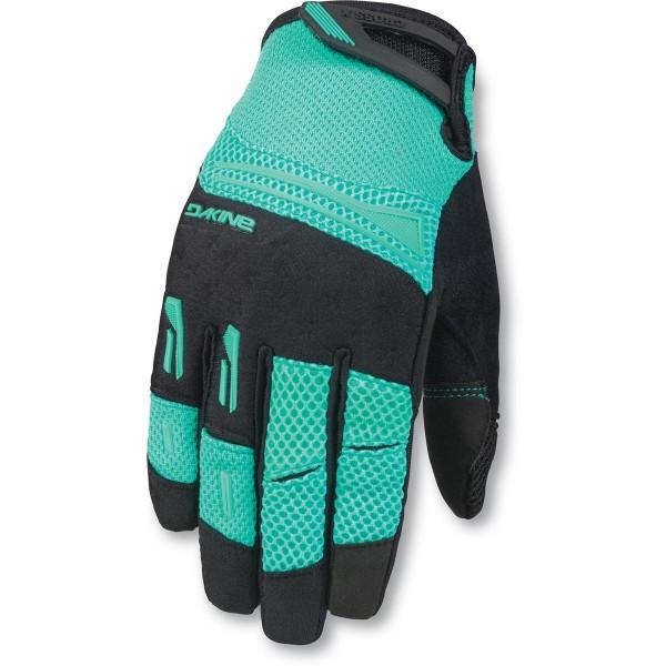 Dakine Womens Cross-X Glove Damen Bike Handschuhe Aqua Green
