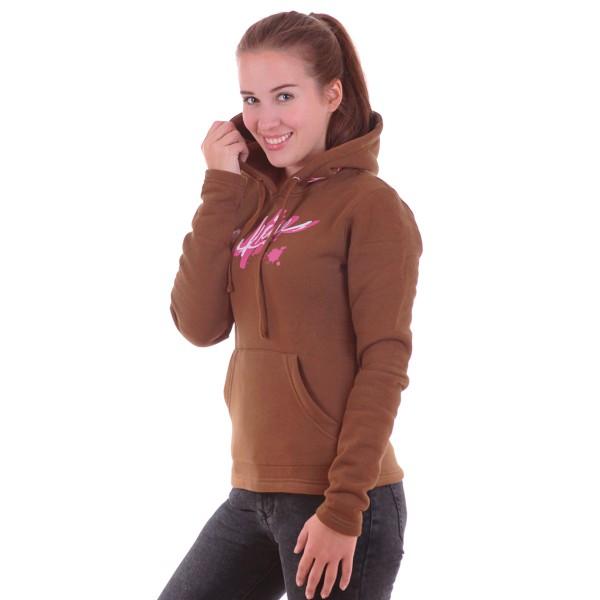 Dakine Script Girls Sweatshirt / Pullover Brown