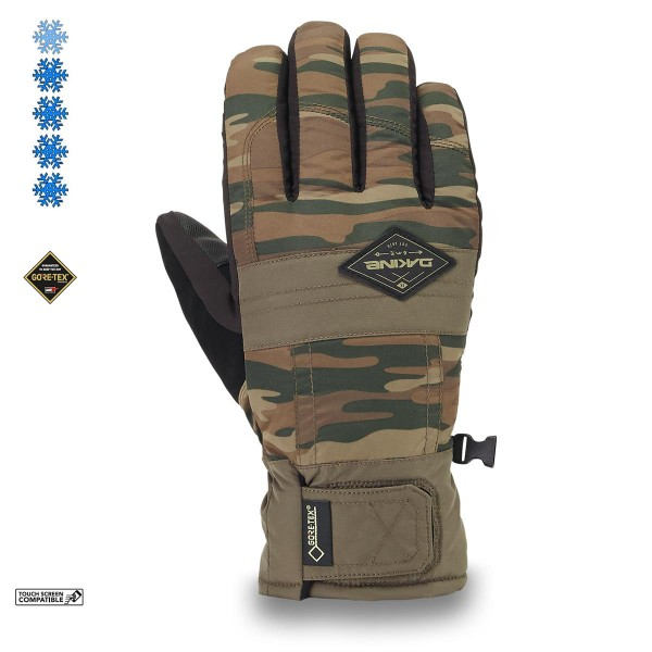 Dakine Bronco Glove Ski- / Snowboard Handschuhe Field Camo