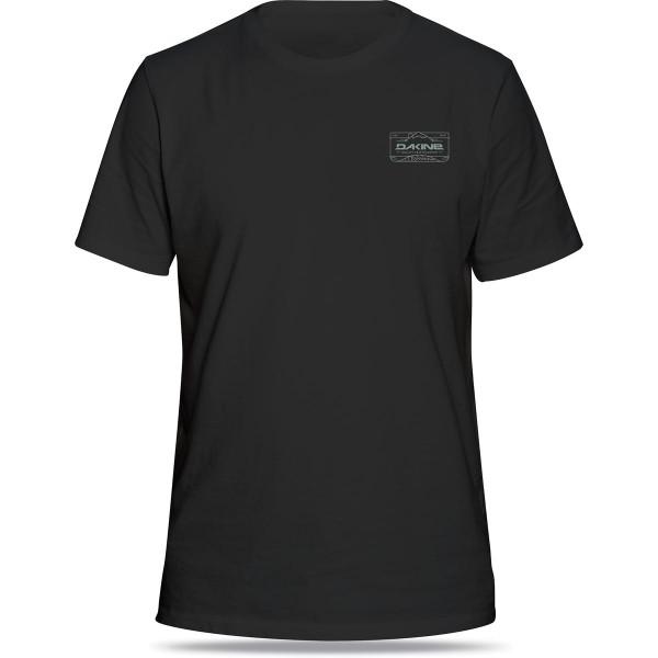 Dakine Peak To Peak Herren T-Shirt Black