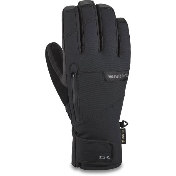 Dakine Leather Titan Gore-Tex Short Glove Ski- / Snowboard Handschuhe Black
