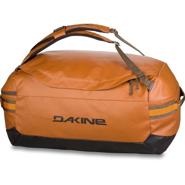 Dakine Ranger Duffle 90L Tasche mit Rucksackgurten Ginger