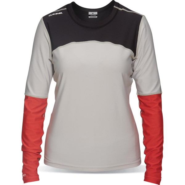Dakine Flow Loose Fit Lycra Longsleeve Lunar Rocks
