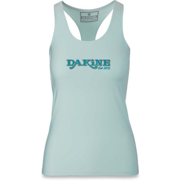 Dakine Womens Flow Snug Fit Tank Damen Lycra Ärmellos Bay Islands