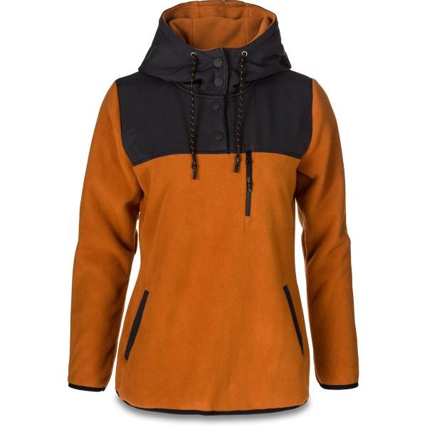 Dakine Parker Novelty Fleece Pullover für Damen Ginger