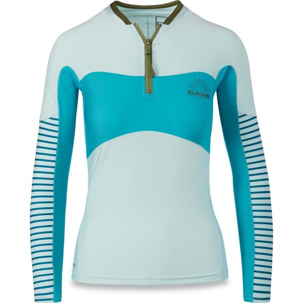 Dakine Womens Persuasive Snug Fit L/S Damen Lycra Bay Islands