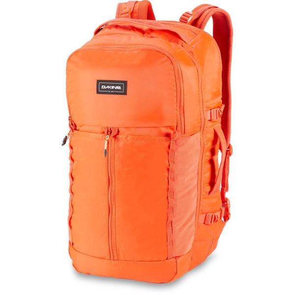 Dakine Split Adventure 38L Reise Rucksack mit iPad/Laptop Fach Sun Flare