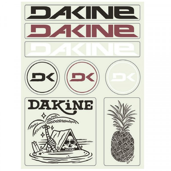 Dakine Mini Stickers Hawaii Aufkleber (13 x 9 cm)