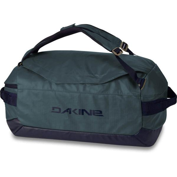 Dakine Ranger Duffle 60L Tasche mit Rucksackgurten Dark Slate