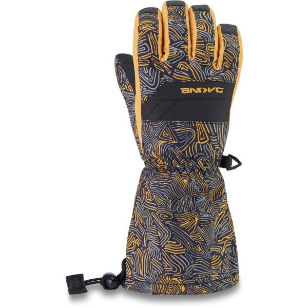 Dakine Yukon Glove Kinder Ski- / Snowboard Handschuhe Night Sky