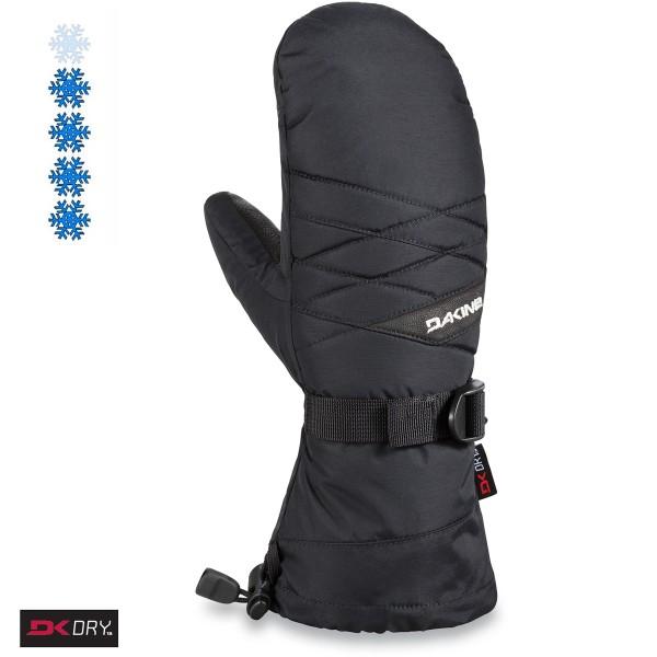 Dakine Tahoe Mitt Damen Ski- / Snowboard Handschuhe Fäustlinge Black