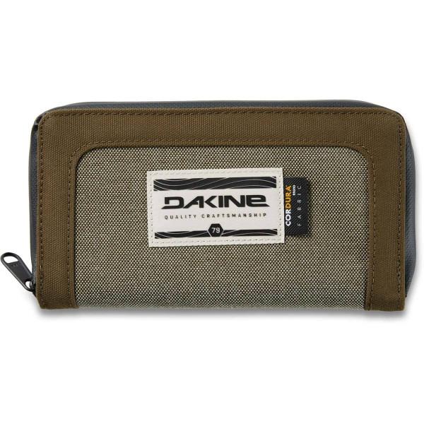 Dakine Lumen DLX Geldbeutel mit iPhone Fach R2R Olive