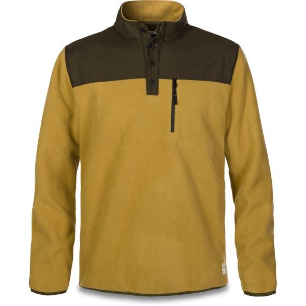 Dakine Dexter Novelty Fleece Fleece Sweatshirt / Pullover für Herren Fennel