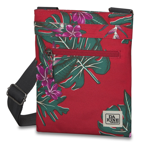 Dakine Jive kleine Handtasche Red Jungle Palm