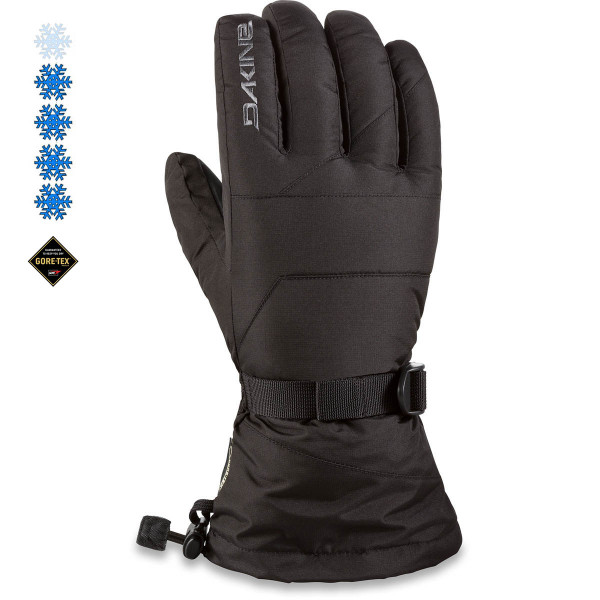 Dakine Frontier Gore-Tex Glove Herren Ski- / Snowboard Handschuhe Black