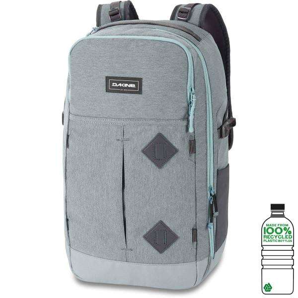 Dakine Split Adventure 38L Reise Rucksack mit iPad/Laptop Fach Lead Blue