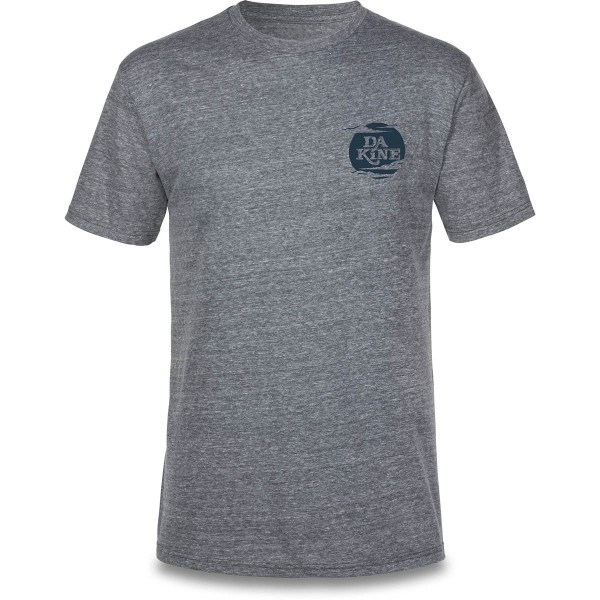 Dakine Evil Shred Herren T-Shirt Vintage Grey Snow