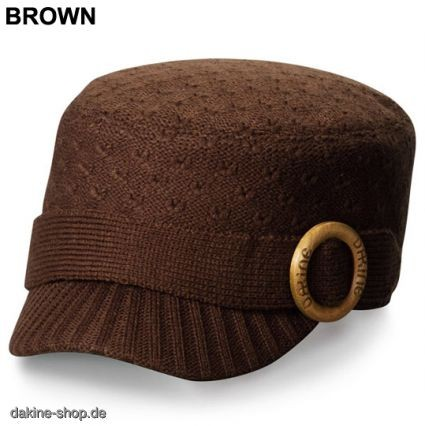 Dakine Womens Samantha Cap Brown