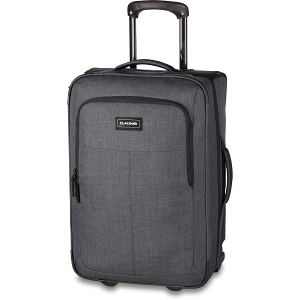 Dakine Carry On Roller 42L Reisetrolley / Koffer Carbon