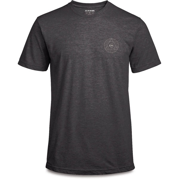 Dakine R2R S/S Tech T Herren T-Shirt Heather Black
