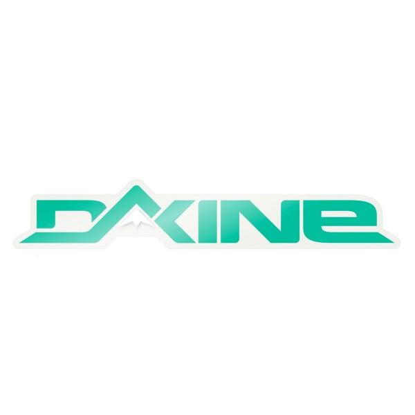 Dakine Camper Aufkleber Medium Green (21 x 3 cm)