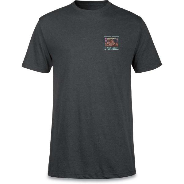 Dakine 24Seven Herren T-Shirt Charcoal Heather