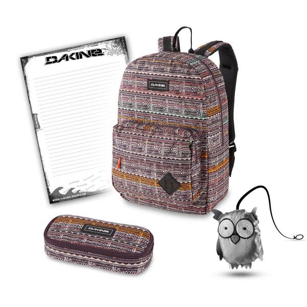 Dakine 365 Pack 30L + School Case + Emma + Block Schulset Multi Quest