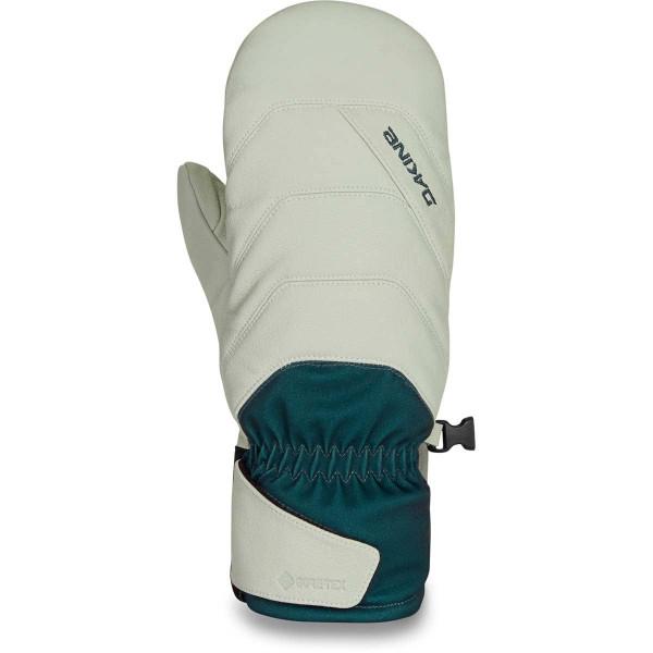 Dakine Galaxy Gore-Tex Mitt Damen Ski- / Snowboard Handschuhe Green Lily / Deep Teal