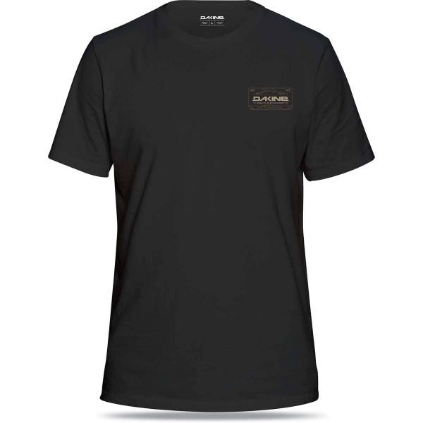 Dakine Peak To Peak T Shirt Black