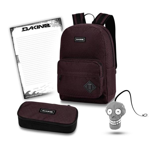 Dakine 365 Pack 30L + School Case XL + Harry + Block Schulset Taapuna