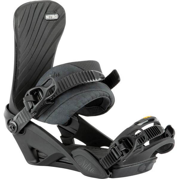 Nitro Ivy Bdg 21 Snowboard Bindungen Ultra Black
