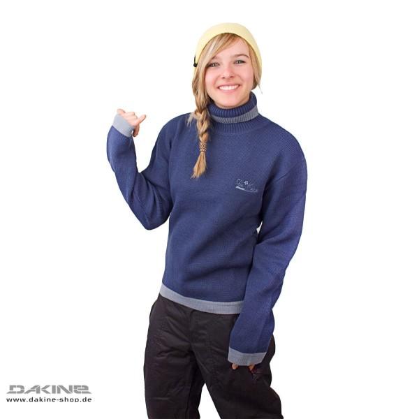 Dakine Womens Griddle Sweatshirt / Pullover Blue