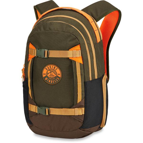 Dakine Windells Mission 25L Rucksack mit Laptopfach Happy Camper