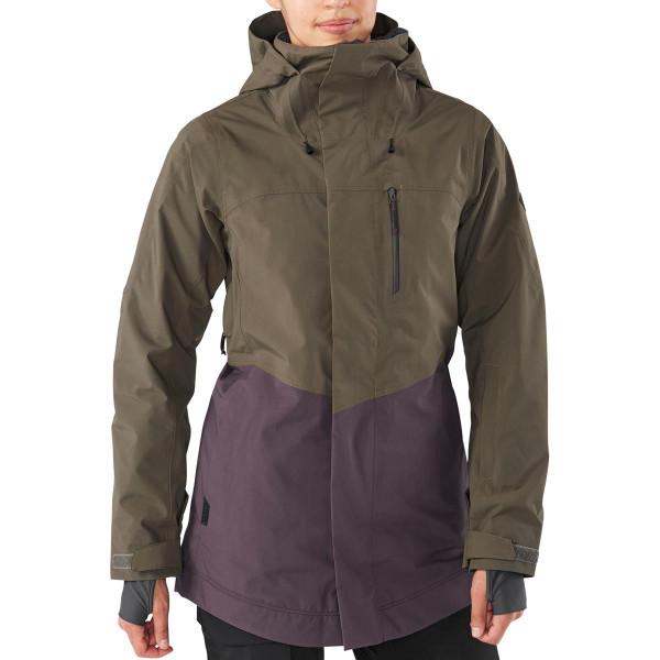 Dakine Silcox 2L Ins Jacket Damen Ski- / Snowboard Jacke Tarmac / Amethyst