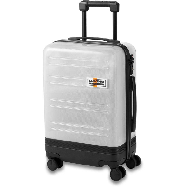 Dakine WRKSHP Hardside Carry On 36L Reisetrolley / Koffer Translucent