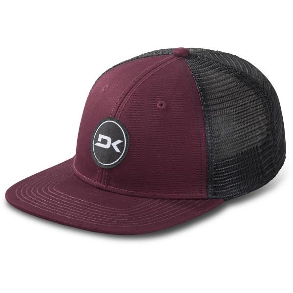 Dakine Team Player Trucker Cap Plum Shadow