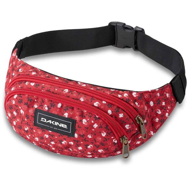 Dakine Hip Pack Hüfttasche Bauchtasche Crimson Rose
