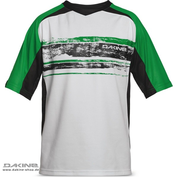 Dakine Charger Jersey Shortsleeve Jersey White