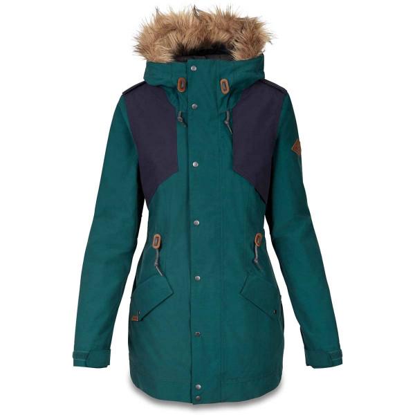 Dakine Brentwood Jacket Damen Ski- / Snowboard Jacke Deep Teal / Night Sky
