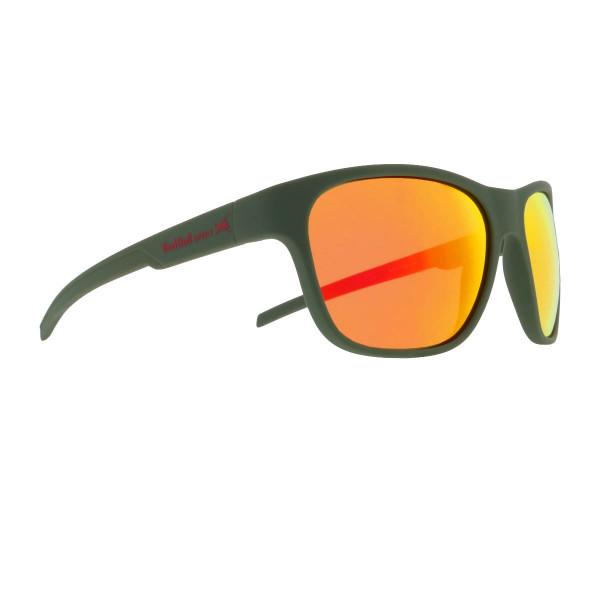 Red Bull Spect Lifestyle Sonnenbrille Sonic Olive Green Brown