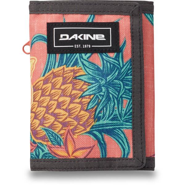 Dakine Vert Rail Wallet Klettverschluss Geldbeutel Pineapple
