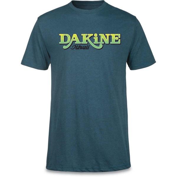 Dakine Leid Back Herren T-Shirt Navy Heather